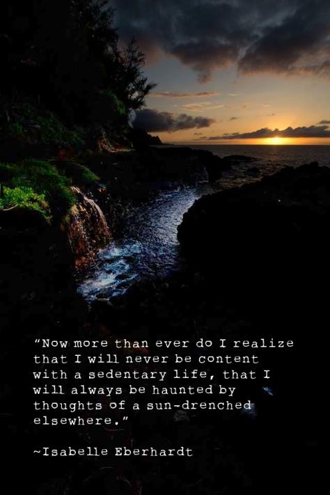 Kauai at Sunset