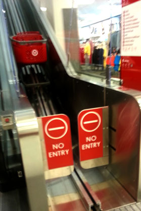 City Target in Downtown Seattle