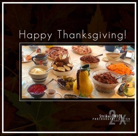 Strikes Twice   Thanksgiving 2013